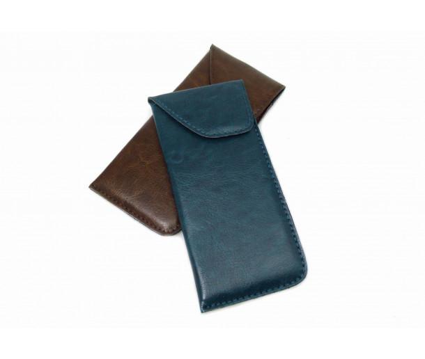 E11 Medium padded vegan leather slip in with velcro closure