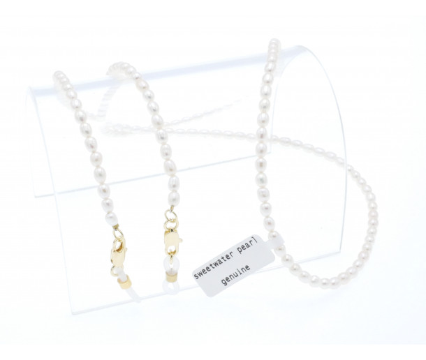 Luxury Real Pearl Chain No.254
