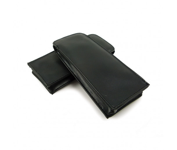 E108 Large Vegan Leather Slip-in with Magnetic closure