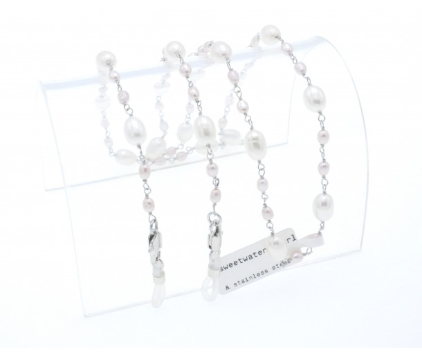 Luxury Coloured Pearl Chain No.158