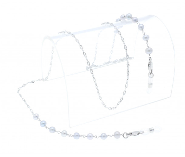 Luxury Grey Pearl Dream Chain No.255