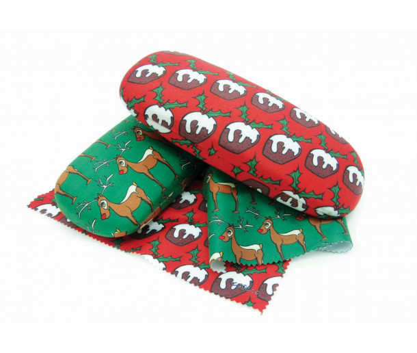 C34 - Christmas Pudding Design with Cloth